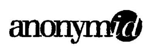 ANONYMID