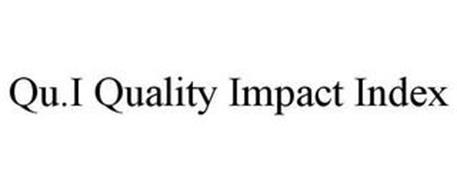 QU.I QUALITY IMPACT INDEX