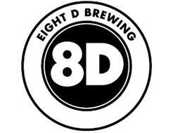 EIGHT D BREWING 8D