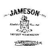 JOHN JAMESON & SON IRISH WHISKEY ESTABLISHED SINCE 1780 SINE METU JOHN JAMESON & SON