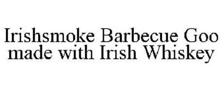 IRISHSMOKE BARBECUE GOO MADE WITH IRISH WHISKEY