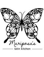 MARIPOSA\'S LATIN KITCHEN Trademark of Irma\'s Catering and Team ...