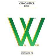 VIN VERT VINHO VERDE DOC WHITE WINE .15
