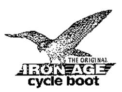 THE ORIGINAL IRON AGE CYCLE BOOT
