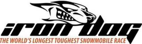 IRON DOG THE WORLD'S LONGEST TOUGHEST SNOWMOBILE RACE