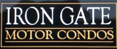 IRON GATE MOTOR CONDOS