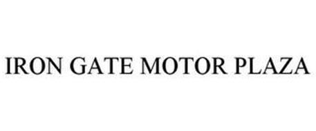 IRON GATE MOTOR PLAZA