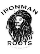 IRONMAN ROOTS FOR THE LION WITHIN