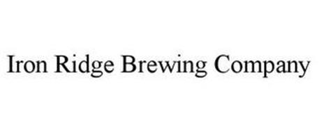 IRON RIDGE BREWING COMPANY
