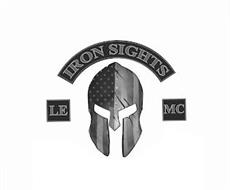 IRON SIGHTS LE MC