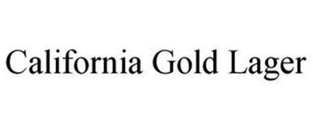 CALIFORNIA GOLD LAGER