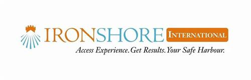 IRONSHORE INTERNATIONAL ACCESS EXPERIENCE. GET RESULTS. YOUR SAFE HARBOUR.