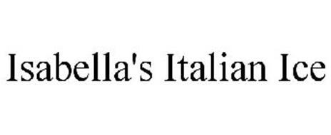 ISABELLA'S ITALIAN ICE