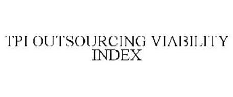 TPI OUTSOURCING VIABILITY INDEX