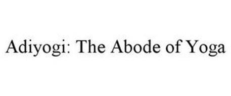 ADIYOGI THE ABODE OF YOGA