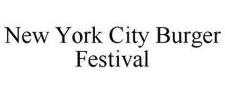 NEW YORK CITY BURGER FESTIVAL