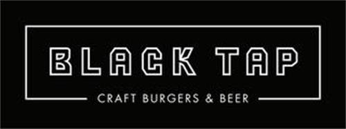 BLACK TAP CRAFT BURGERS & BEER
