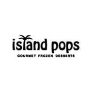 ISLAND POPS GOURMET FROZEN DESSERTS