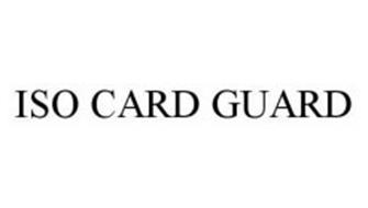 ISO CARD GUARD