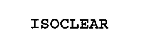 ISOCLEAR