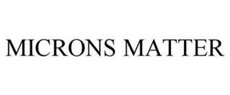 MICRONS MATTER