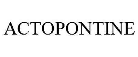 ACTOPONTINE