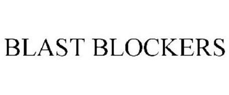 BLAST BLOCKERS