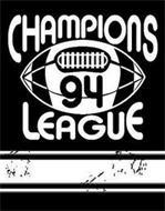 CHAMPIONS LEAGUE 94