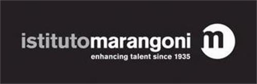 ISTITUTOMARANGONI ENHANCING TALENT SINCE 1935 M