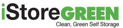 ISTOREGREEN CLEAN, GREEN SELF STORAGE