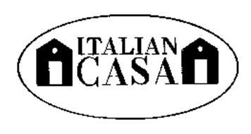 ITALIAN CASA