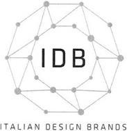 IDB ITALIAN DESIGN BRANDS