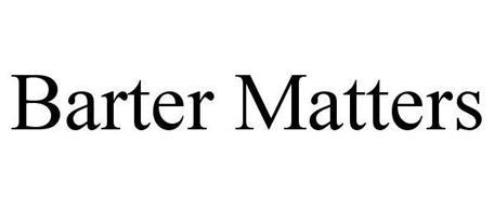 BARTER MATTERS