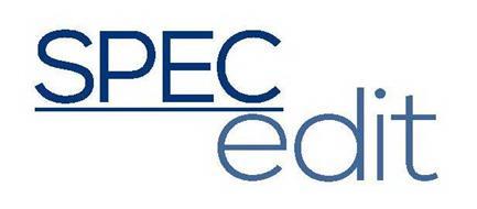 SPEC EDIT