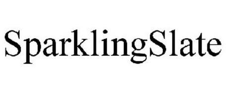 SPARKLINGSLATE