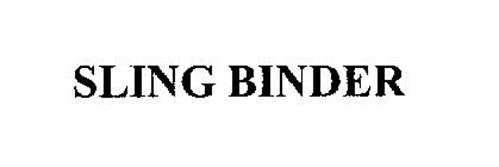 SLING BINDER