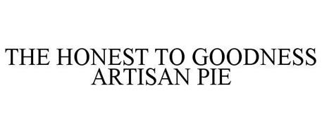 THE HONEST TO GOODNESS ARTISAN PIE