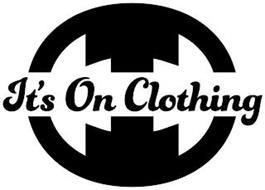 IT'S ON CLOTHING