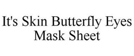 IT'S SKIN BUTTERFLY EYES MASK SHEET