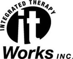 INTEGRATED THERAPY IT WORKS INC.