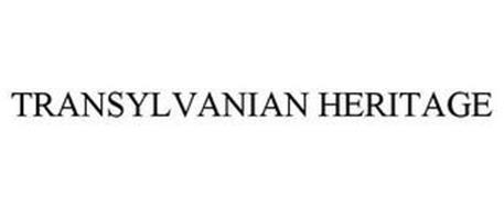 TRANSYLVANIAN HERITAGE