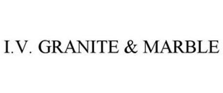I.V. GRANITE & MARBLE