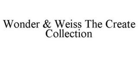 WONDER & WEISS THE CREATE COLLECTION
