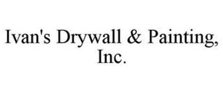 IVAN'S DRYWALL & PAINTING, INC.