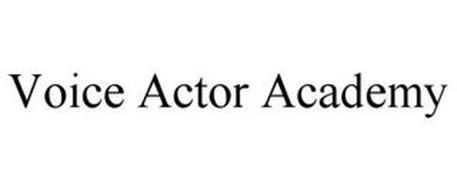 VOICE ACTOR ACADEMY