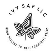 IVY SAP LLC GROW HEALTHY TO MEET COMMUNITY NEEDS