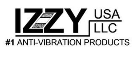 IZZY USA LLC #1 ANTI-VIBRATION PRODUCTS