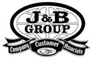 J & B GROUP COMPANY CUSTOMER ASSOCIATE