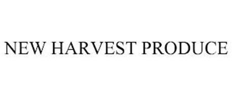 NEW HARVEST PRODUCE