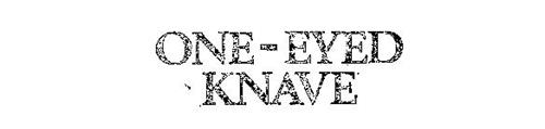 ONE-EYED KNAVE